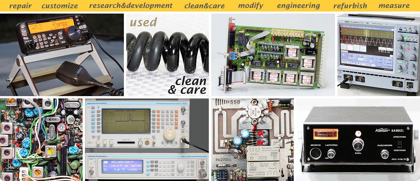 Radio Restoraration and Services